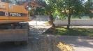 Bau des Kunstrasenplatzes_11