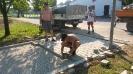 Bau des Kunstrasenplatzes_6